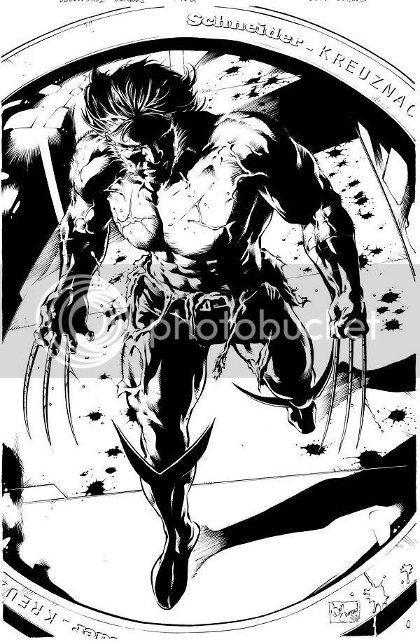Wolverine by Will Conrad