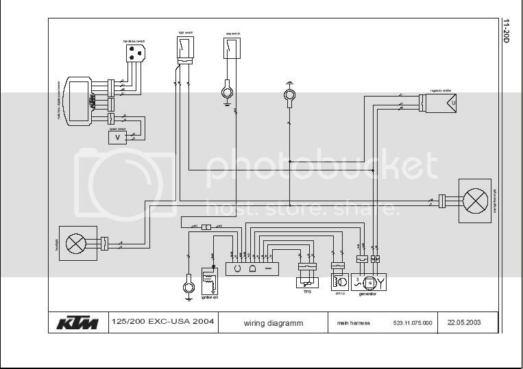 Diagram Ktm 200 Exc Wiring Diagram Full Version Hd Quality Wiring Diagram Diagramboxt Abacusfirenze It