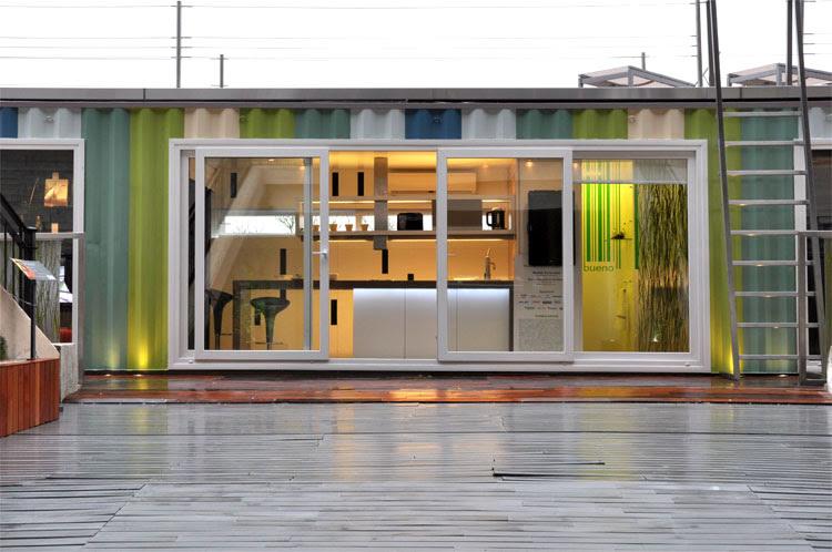 Casa foa 2009 espacio n 29 container vivienda sustentable for Vivienda y decoracion online