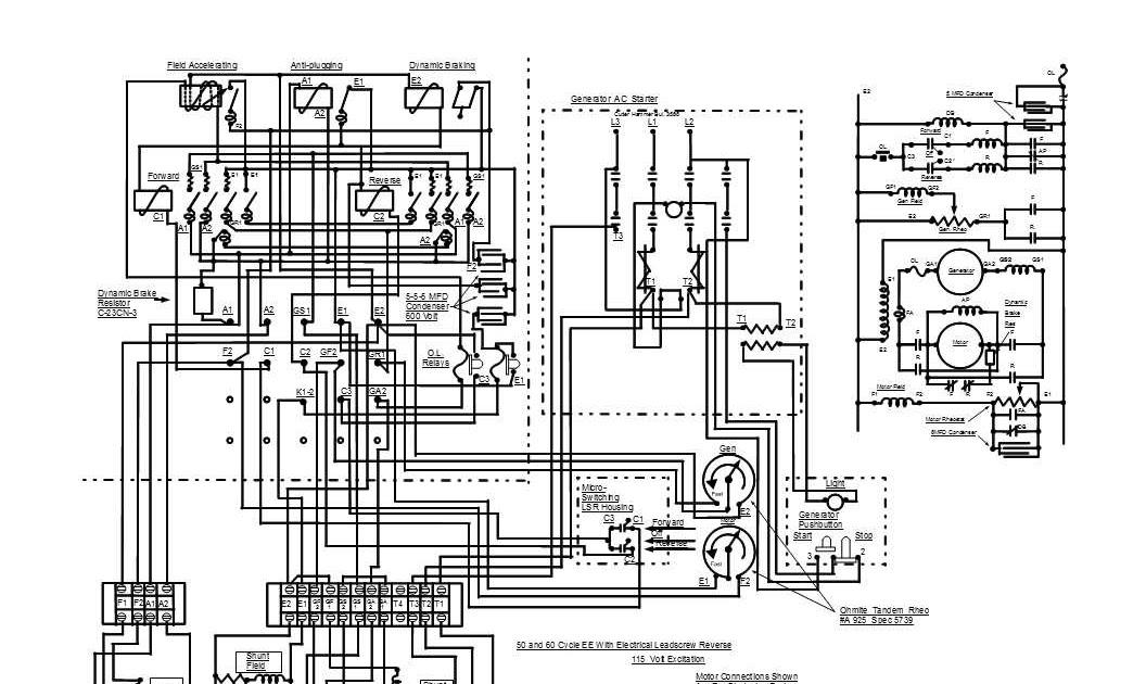 Monarch Wiring Diagram