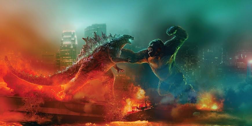 Godzilla vs. Kong (2021) English Full Movie Watch Online