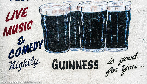 Guinness Is Good For You by infomatique