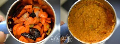 Carrot-Chutney-Recipe-Carrot-Chutney