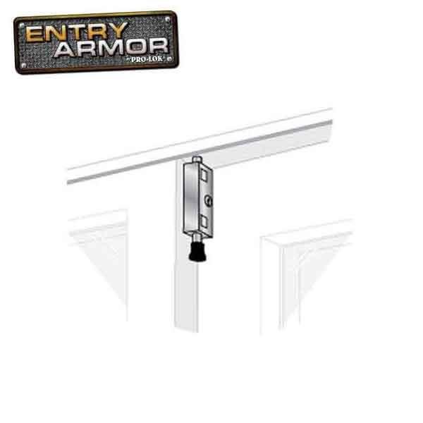 Entry Armor Patio Door Lock Keyed Lg Rectangle Uhs Hardware