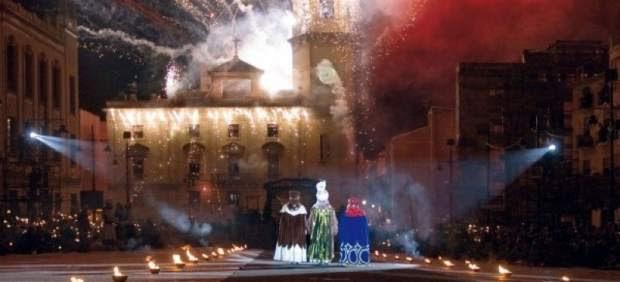 Navidad en Alcoy: noche de Reyes