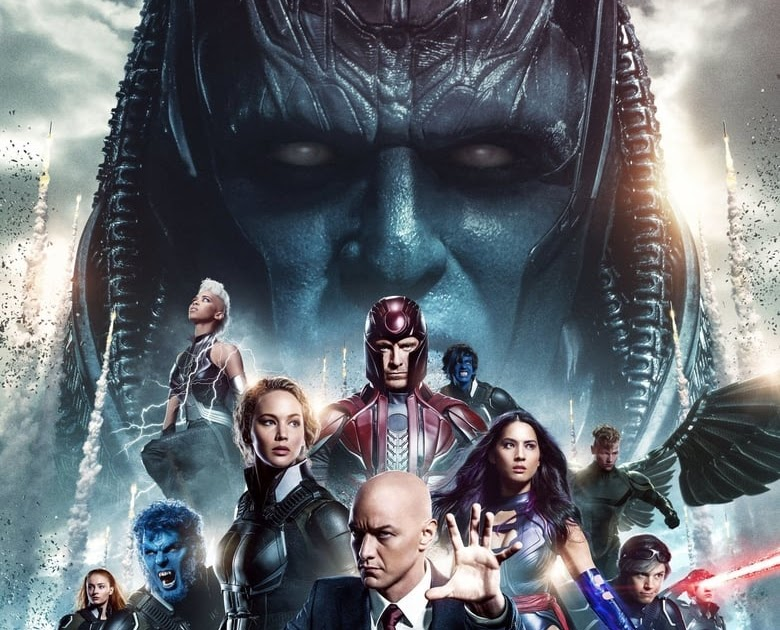 X-Men Apocalypse Stream Hd