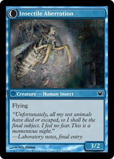 Insectile Aberration
