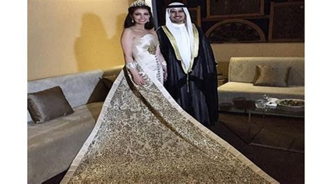 These Pictures Show LAVISHNESS Of Royal Wedding In Kuwait