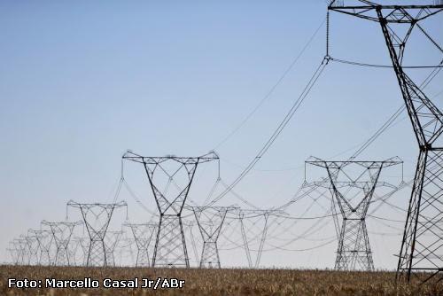 linhas transmissão de energia