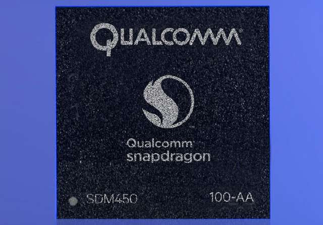 Qualcomm Snapdragon 450 Mobile Platform Announced For Mid-End Devices