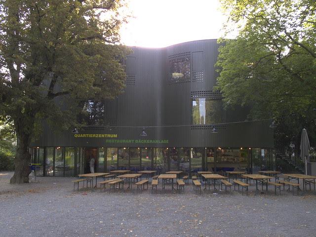 Community Centre Aussersihl