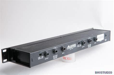 Alesis 3630 Stereo Compressor   Bn1studio