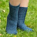 Wraparound Socks