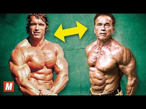 Arnold Schwarzenegger Alter