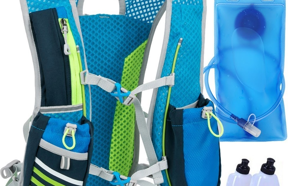 Hombre mujer Trail Running mochila Marathon hidratación chaleco paquete  carreras Jogging bolsas Fitness deportes senderismo ciclismo bolsa de agua  botella ... 7e66d580ebd88