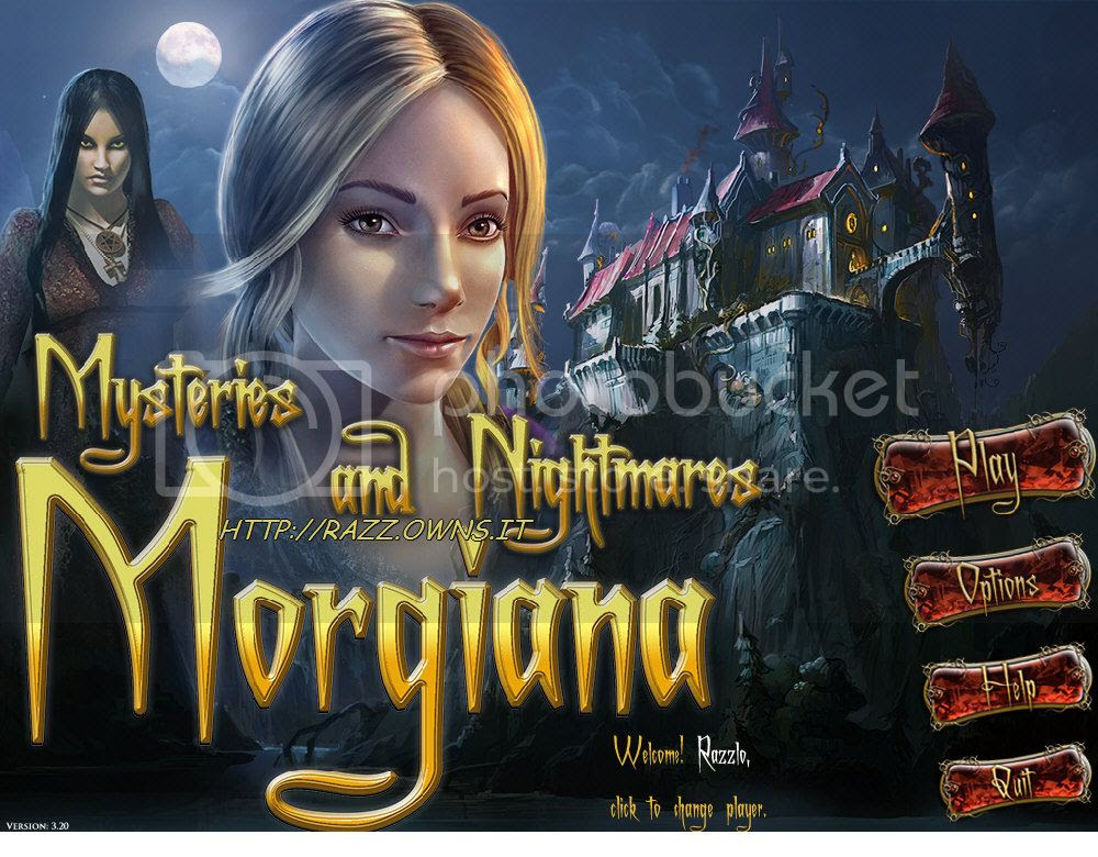 Mysteries and Nightmares: Morgiana [FINAL]