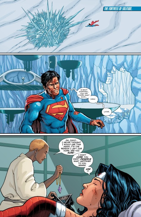Superman-Wonder Woman (2013-) 007-010