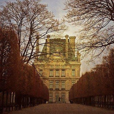 Pavillon de Flor, in Paris.
