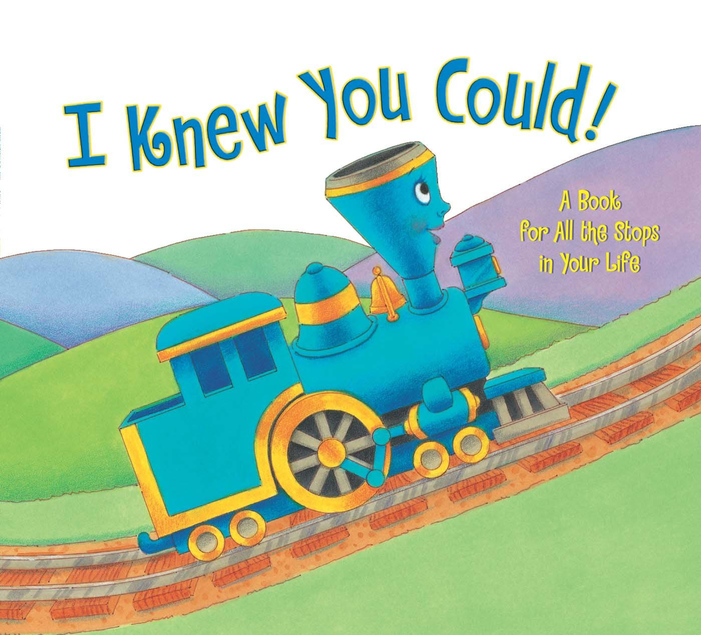 Reviews I Knew You Could A Book For All The Stops In Your Life