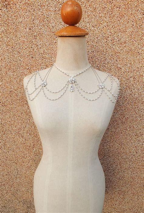 15  best ideas about Shoulder Necklace on Pinterest