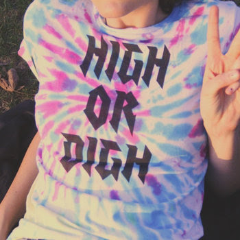 HIGH OR DIGH cover art