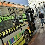LOIRE. À Saint-Étienne, sur la ligne 17, le comportement d'un homme inquiète les parents de collégiens
