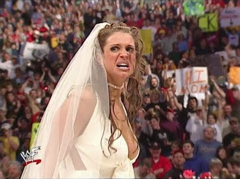 Edge and Lita Raw Wedding has a MONSTROUS ending: Raw June