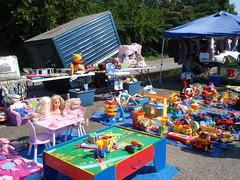 garden of toys