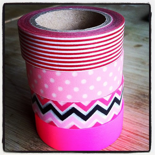 New Washi stash by oysterpots