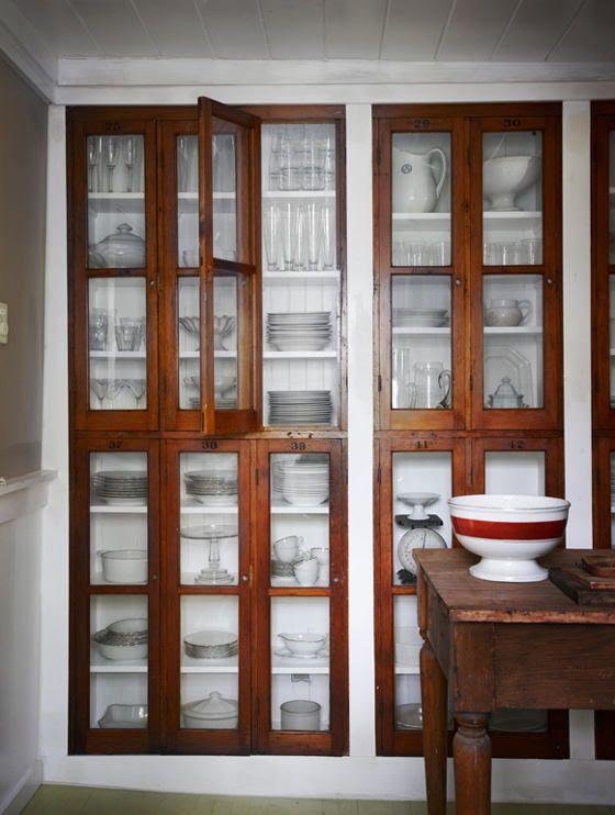 cupboards - desire to inspire