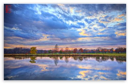 Pastel Colors Sunset 4K HD Desktop Wallpaper for 4K Ultra HD TV • Dual Monitor Desktops • Tablet