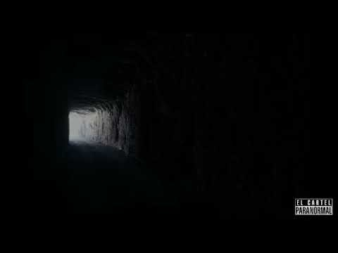 Cuevas y tuneles ocultos | el cartel paranormal de la mega