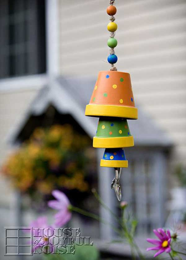 30 Brilliant Marvelous Diy Wind Chimes Ideas Amazing Diy Interior
