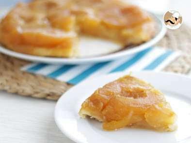 Tarta Tatin francesa de manzana, Foto 2