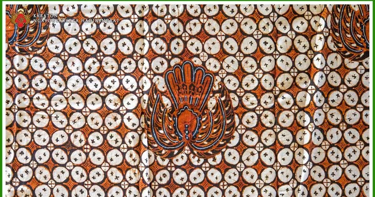 Motif Batik Untuk Digambar Di Buku Gambar   Batik Indonesia