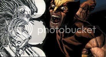 Wolverine lembrando de Tudo!!!