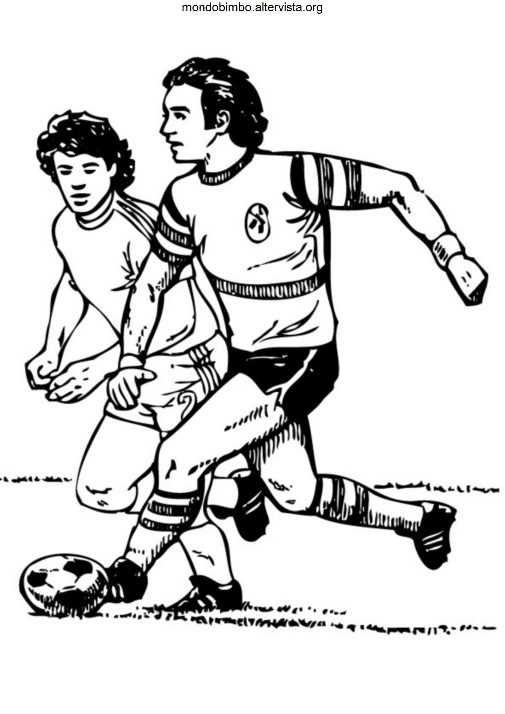 Lusso Disegni Da Colorare E Stampare Di Calcio Inter Migliori