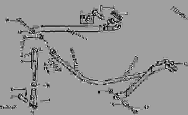 Wiring Diagram  34 John Deere 60 Inch Mower Deck Parts Diagram