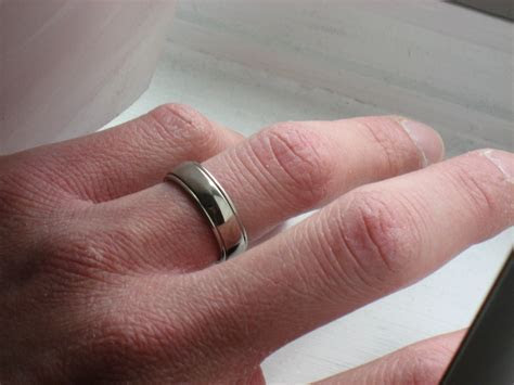 Elegant which Finger for Mens Wedding Ring   Matvuk.Com