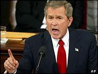 George W. Bush forseti Bandaríkjanna