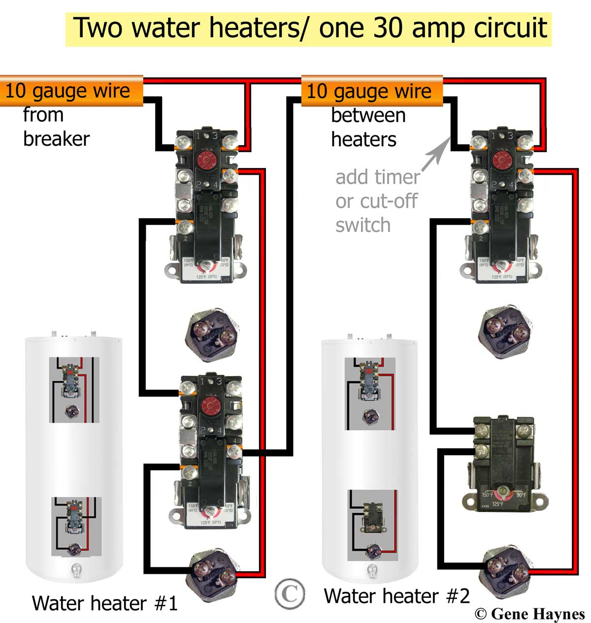 Water Heater 220 Volt 3 Phase Wiring Diagram