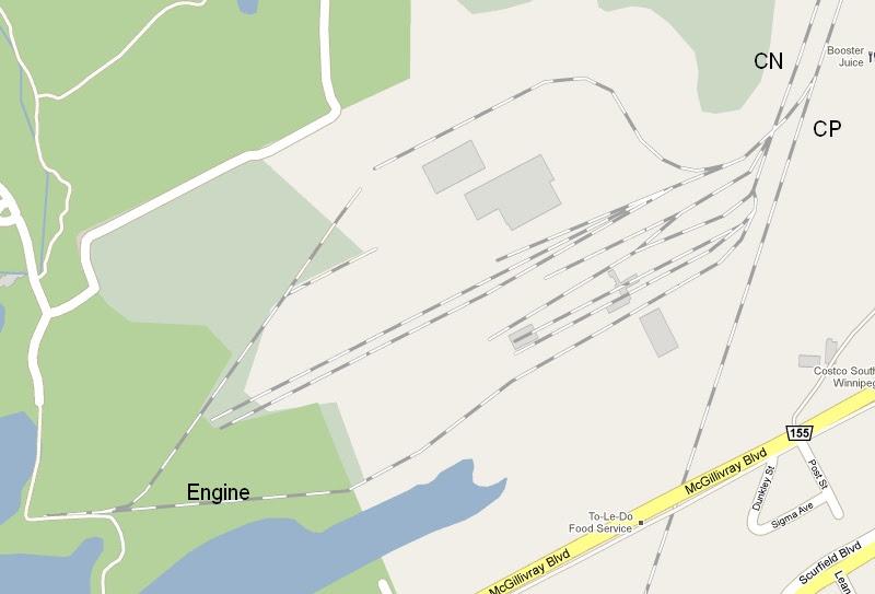 Map of Lafarge