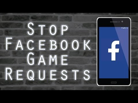 Stop Facebook Game Requests 2018