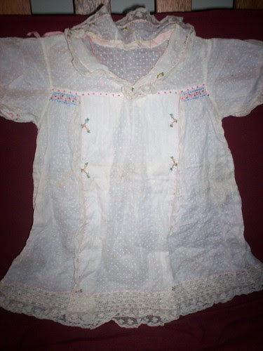 Old Baby Dress