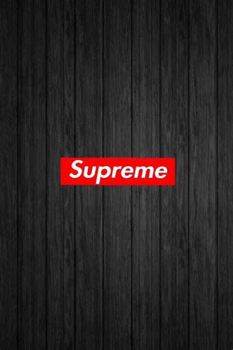 supreme wallpaper wood black supreme pinterest