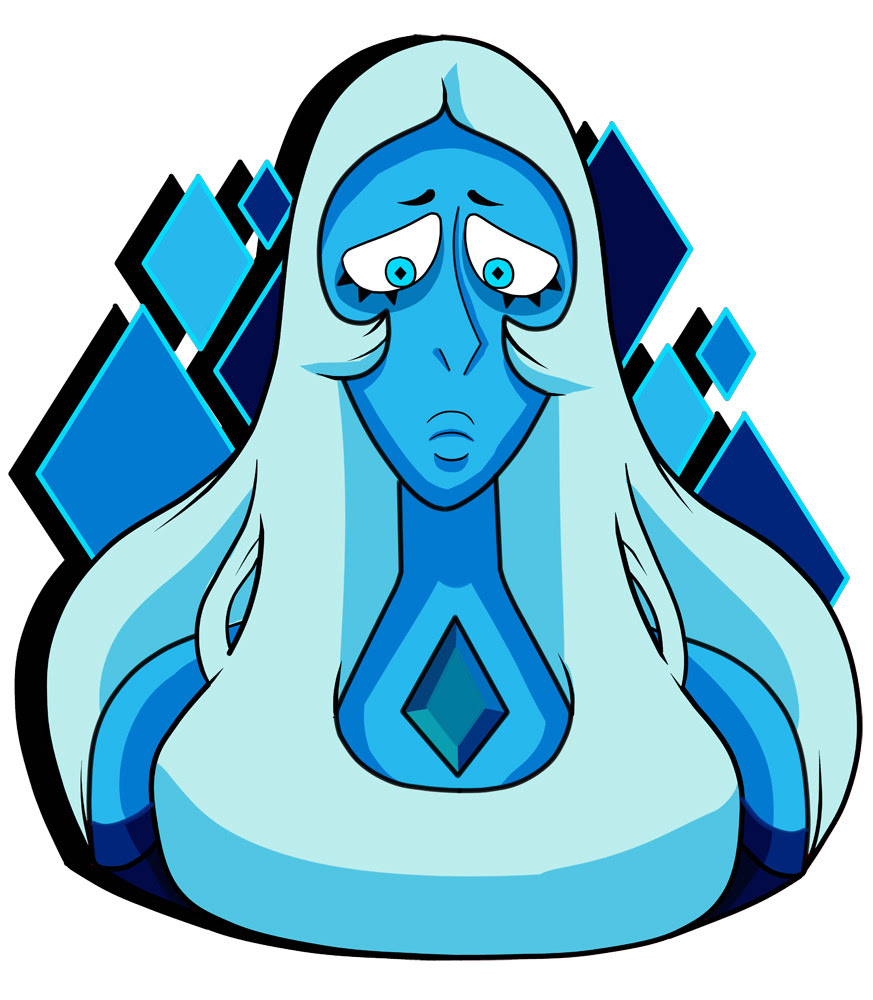 #blue_diamond from #steven universe