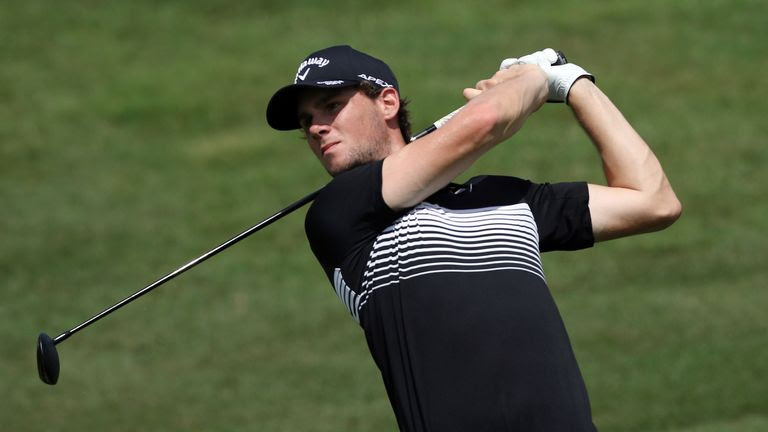Thomas Pieters is hosting the Belgian Knockout match play event in May
