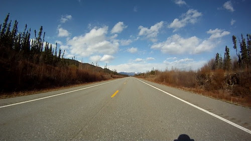 Everyday for 7 Weeks - Day 14 - Tok to Fairbanks