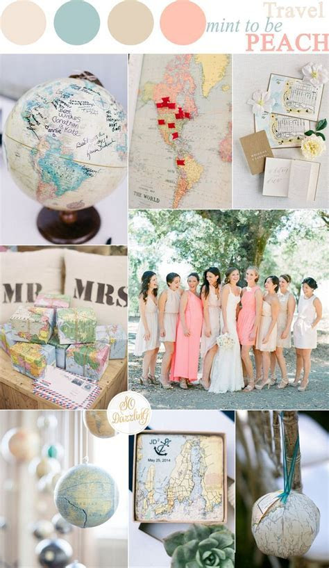 ????????????? Travel Themed   Wedding, Wedding ideas and