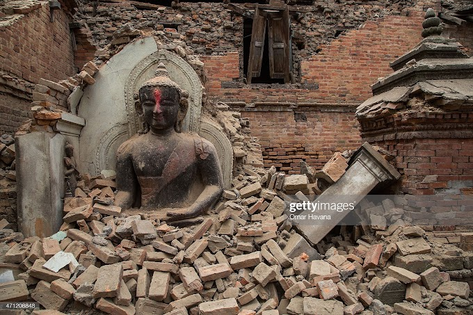 Nepal earthquake that shook me in the UK